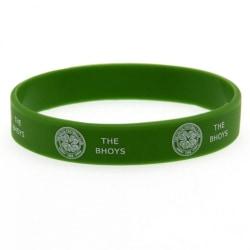 Celtic FC Officiellt silikon armband One Size Grön