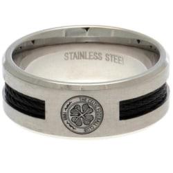 Celtic FC Svart inläggring Medium Silver