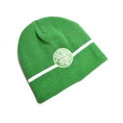 Celtic FC Unisex vuxna Basic stickad mössa hatt One Size Grön