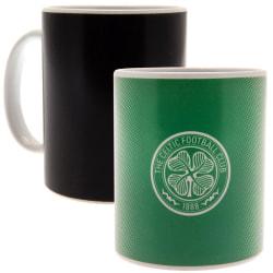 Celtic FC Värmeväxlingsmugg One Size Svart / Grön