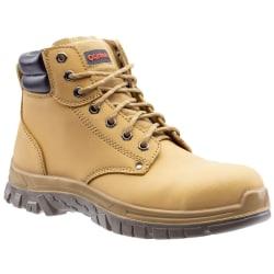 Centek FS339 S3 Lace Up Safety Boot 9 UK Honung