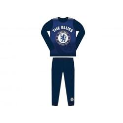 Chelsea FC Barn- / barnpyjamas 11-12 yrs Blå