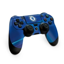 Chelsea FC Officiell PS4 Controller Skin One Size Blå