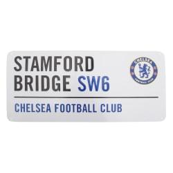 Chelsea FC Officiell Stamford Bridge Metal Football Club Street