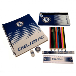 Chelsea FC Officiell Ultimate Stationery Set One Size Multicolou