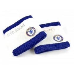 Chelsea FC Officiella fotbollsvettband (uppsättning av 2) One Si