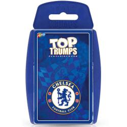 Chelsea FC Top Trumps One Size Blå