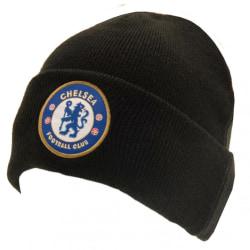 Chelsea FC Unisex vuxen mössa One Size Svart