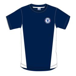 Chelsea Mens Crest T-shirt L Marin