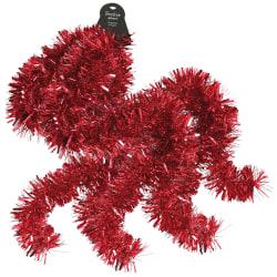 Christmas Shop Shiny Chunky glitter (paket med 3) One Size Röd