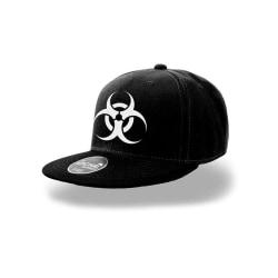 CID Originals Biohazard Symbol Snapback-keps One Size Svart