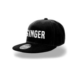 CID Originals Singer Snapback-keps One Size Svart