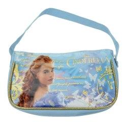 Cinderella Handväska One Size Ljusblå