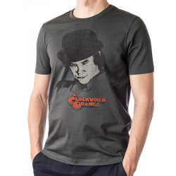 Clockwork Orange Unisex vuxna Alex Design T-shirt M Grå