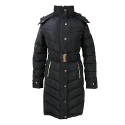 Coldstream Branxton Quilted Coat för kvinnor / damer L Svart