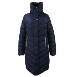 Coldstream Kimmerston dam med lång quiltad jacka för damer / dam