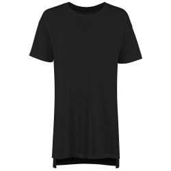 Comfy Co Kvinna / damer Stor sömnig T-shirt med kort ärm T-shirt