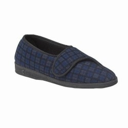 Comfylux George Mens tofflor 12 UK Marin