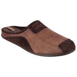 Cotswold Herr Westwell Slip On Mule tofflor 6.5 UK Brun
