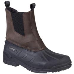 Cotswold Herr Whiteway Hybrid Leather Dealer Boot 12 UK Brun