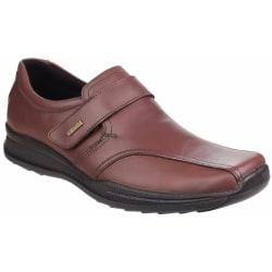 Cotswold Män Birdlip Waterproof Touch Fasten Shoes 12 UK Brun