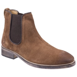 Cotswold Mens Corsham Town Leather Pull On Casual Chelsea Ankle