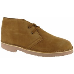 Cotswold Sahara Desert Boot / Mens Boots 8 UK Taupe
