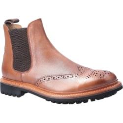 Cotswold Siddington Commando Elasticated Leather Dress Boots 8 U