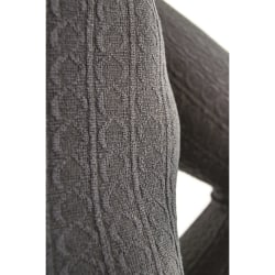 Couture Dam- / damkabel Fleece Tights (1 par) M Grå