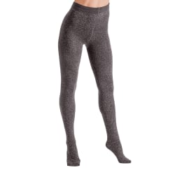 Couture Dam- / dammodel Lurex Fleece Tights (1 par) L Grå