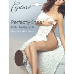 Couture Kvinnor / damer perfekt ren kroppsformningstrumpbyxor (1