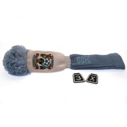 Coventry City FC Pom Pom Fairway Headcover One Size Himmelsblå