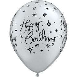 Creative Party 11 tum lycklig födelsedag gnistrar & virvlar