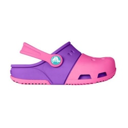 Crocs Barns / barn Electro II Slip On Träskor 5 UK Toddler Rosa