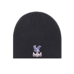 Crystal Palace Beanie Stickad hatt One Size Marin