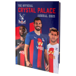 Crystal Palace FC År 2021 One Size Blå röd