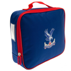 Crystal Palace FC Crest Lunch Bag One Size Kungsblå / röd / vit