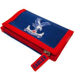 Crystal Palace FC Crest plånbok One Size Kungsblå / röd / vit
