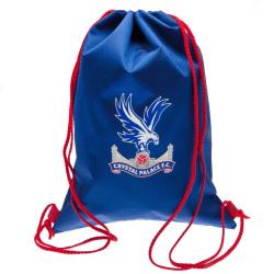 Crystal Palace FC Dragsko påse One Size Kungblå / röd