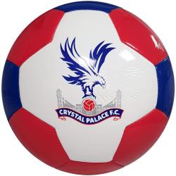 Crystal Palace FC Fotboll 5 Vit / röd / blå