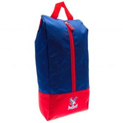 Crystal Palace FC Fotbollsväska Crest One Size Kungblå / röd