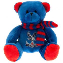 Crystal Palace FC Maisie nallebjörn One Size Blå röd
