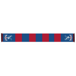 Crystal Palace FC Officiell bar scarf One Size Blå röd