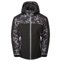 Dare 2B Womens / Ladies Burgeon Ski Jacket 6 UK Black