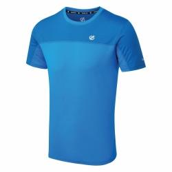 Dare 2B herrmärkt T-shirt XXL Olympian Blue / Athletic Blue