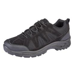 Dek Herr Dales Nubuck Trek & Trail Shoes 7 UK Svart