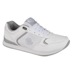 Dek Kvinnor / Ladies Kitty Lace Up Trainer-Style Bowls Shoes 7 U