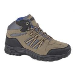 Dek Mens Keswick 6 Eye Lace Boots 9 UK Taupe