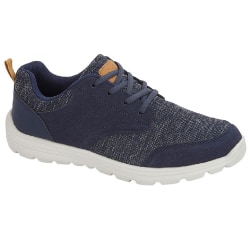 Dek Mens Memory Foam Trainers 9 UK Marin