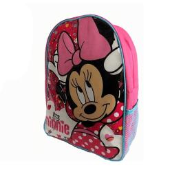 Disney Barn / barn Minnie Mouse ryggsäck One Size Rosa